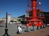 The lighthouse at Port Adelaide